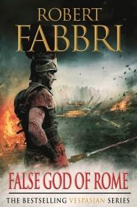 False God of Rome by Robert Fabbri