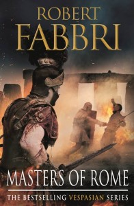 Masters of Rome by Robert Fabbri