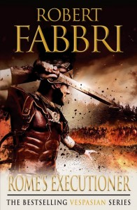 Rome's Executioner by Robert Fabbri