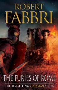 The Furies of Rome by Robert Fabbri